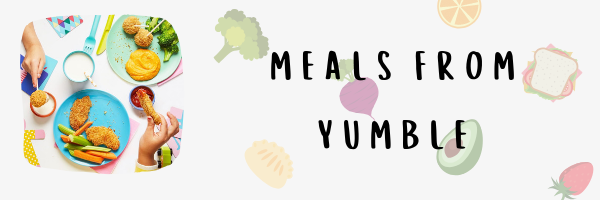 yumble school lunch ideas meal deliver service kids