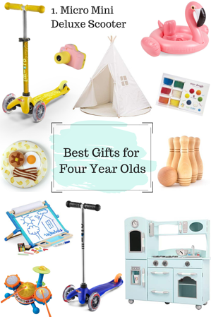 Gifts for Four Year Old