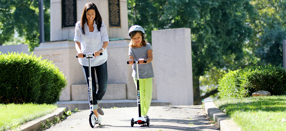 teen and adult scooters