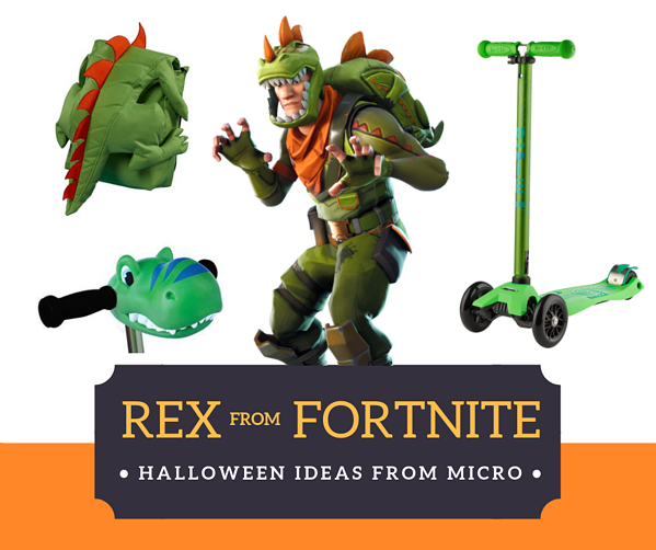 Rex From Fortnite Costume-1