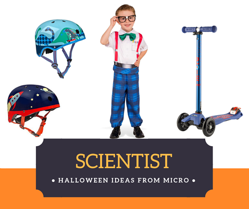 Scientist Costume