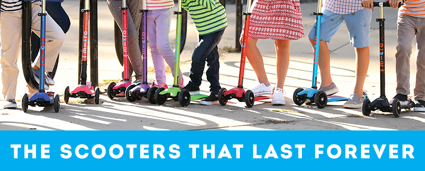 The Scooters That Last Forever